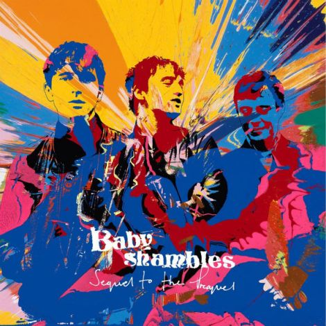 Babyshambles - Sequel to the Prequel / Psychedelisches Cover aber nur ein kleeeeeiiines bisschen? ;)