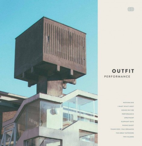 Unser Album Of The Day: Outfit - Performance