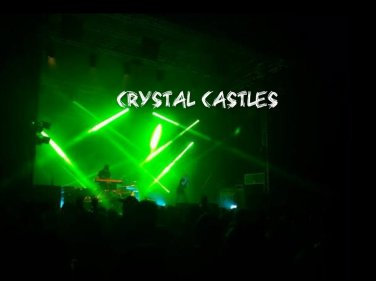 Not in Love. Crystal Castles.