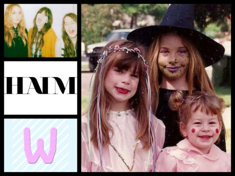 Haim-ische Kinderstube: Quelle Bild http://www.nme.com/photos/haim-in-pictures-their-career-so-far/322032/1/1?utm_source=facebook&utm_medium=social&utm_campaign=haimgallery