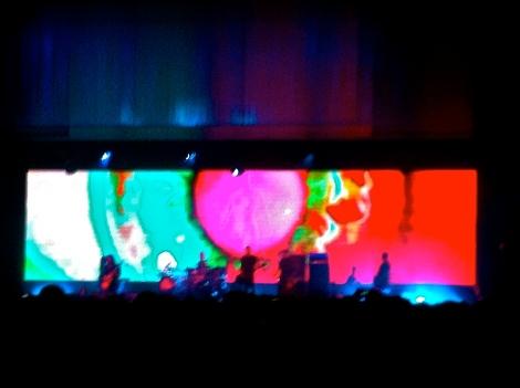 Laut wie die Liebe? Konzertbericht: So war Placebo im Hallenstadion