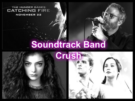 """The National, Neuseeländisches Shooting Popsternchen Lorde und mehr Musiker/Bands für den Hunger Games Soundtrack """"Catching Fire"""""""