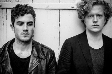 "'welcome to the ""DARKSIDE"" we got cookies.' / Nicolas Jaar & Dave Harrington"