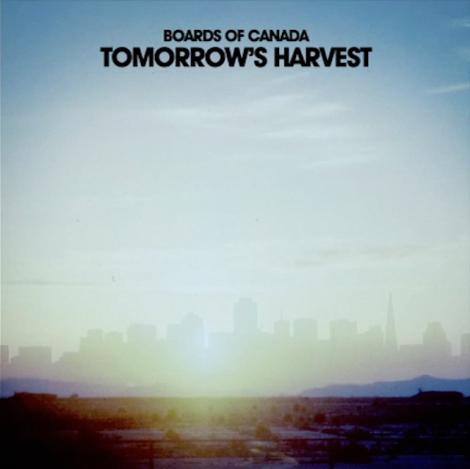 Das Albumcover klingt ähnlich, wie ihre Musik aussieht. Ja genau. Boards of Canada - Tomorrow's Harvest (2013)