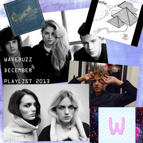 Die ultimative Wavebuzz Dezember Playlist mit London Grammar, Christine and The Queens, Boards of Canada etc.