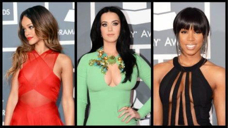 http://www.hollywoodreporter.com/fash-track/grammys-2013-rihanna-katy-perry-420370