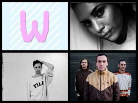 3 neue Songs für diese erste Märzwoche, die uns besonders erquickt haben.