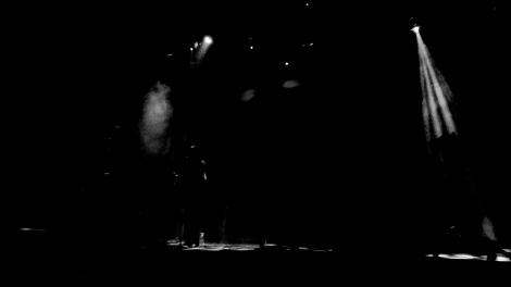CHVRCHES  begeisterten mit ihrem Electro-Pop die dunkelsten Ecken des Sternenbühnenzelts.