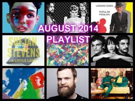 Die Wavebuzz August 2014 Playlist mit Spotify. Die 10 Tracks könnt ihr euch unterhalb dieses Beitrags anhören.