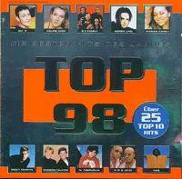 """Tatsächlich im Internet ein Bild des CD-Covers gefunden. Musikgeschichte das, die """"Top 98""""!"""