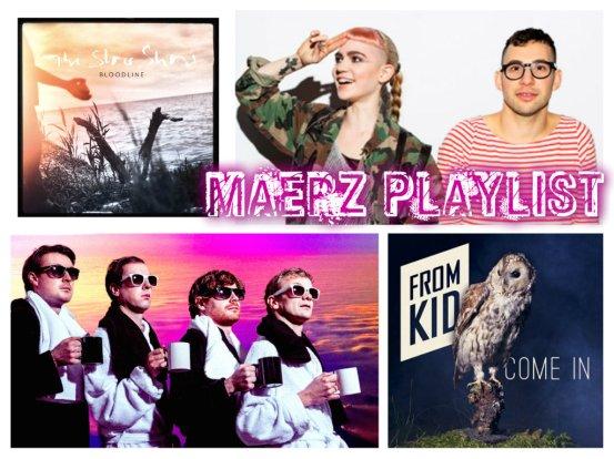 März 2015 Playlist