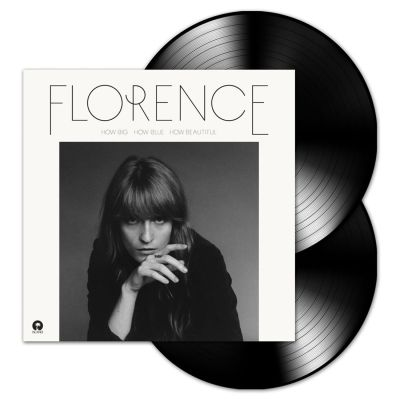 """How Big How Blue How Beautiful"" - das dritte Album von Florence & The Machine"