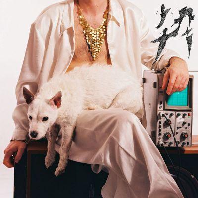 """Das Albumcover von LA Priest """"Inji"""" - grotesk und weird."""