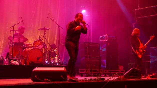 Future Islands - Sänger Samuel T. Herring weiss, wie man tanzt